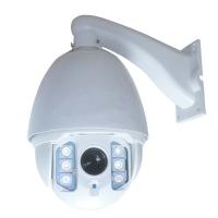 Профессиональная, 1.3MP, высокоскоростная, уличная IP-камера с PTZ, 18х-кратным оптическим увеличением, 7 дюймов