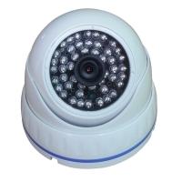 Уличная камера 1.3MP в корпусе мини-купол, с ИК ночной подсветкой.